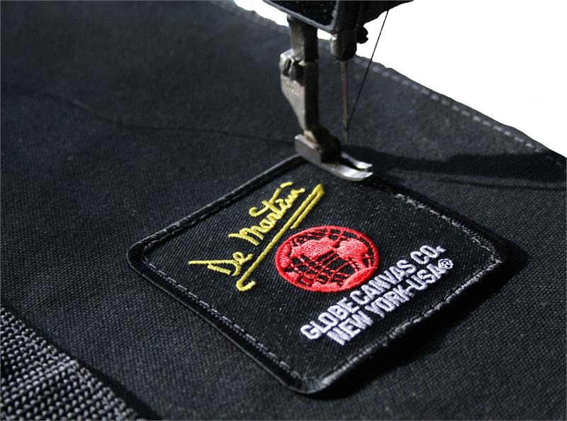 DE MARTINI SEWN PATCH