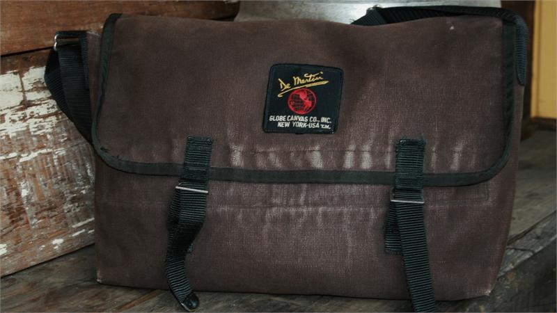 VINTAGE 3600 BROWN CANVAS