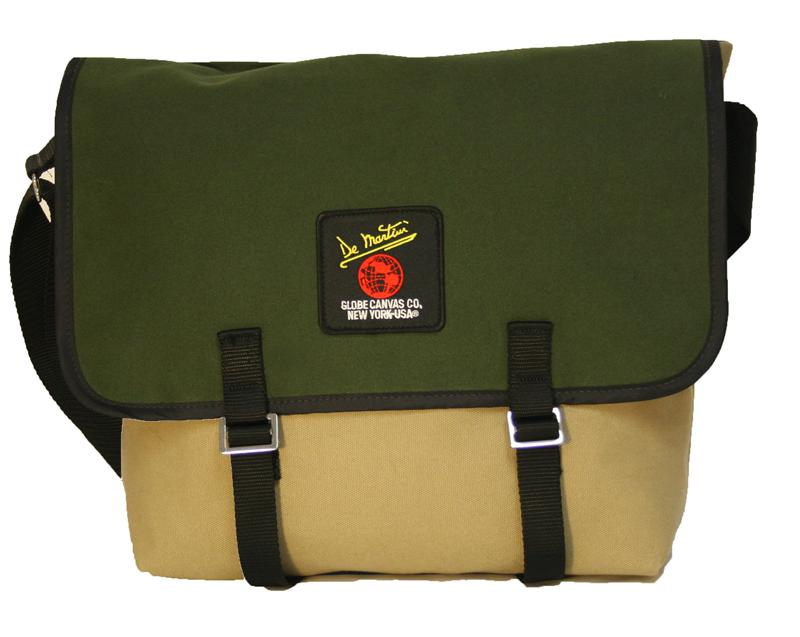 2DM 3600 TAN/GREEN MESSENGER