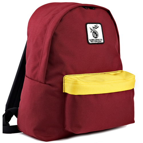 2DM 501 C BURGUNDY/YELLOW FRONT