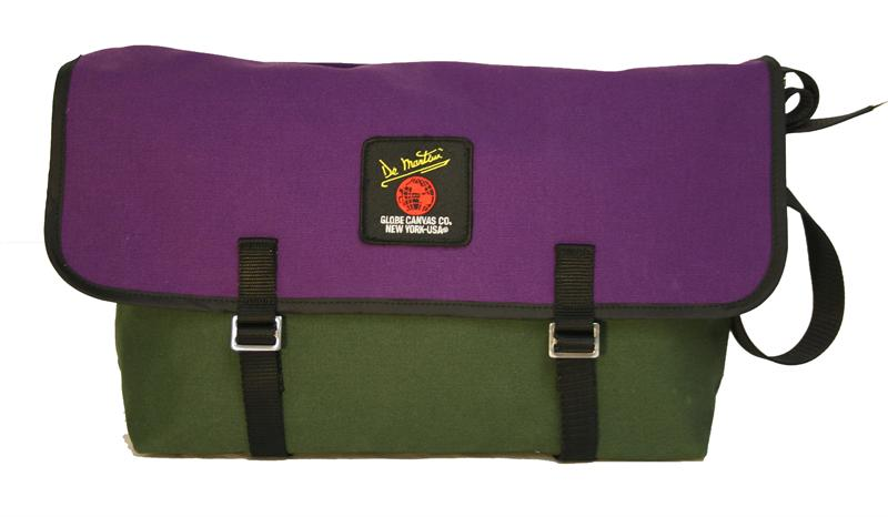 2DM 3601 GREEN/PURPLE
